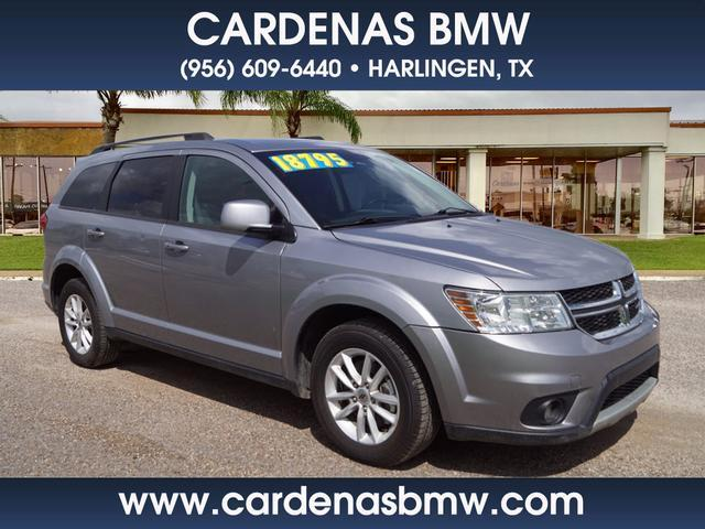 2018 Dodge Journey SXT Harlingen TX