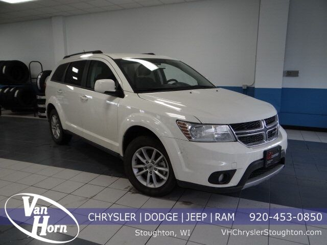 2018 Dodge Journey SXT Plymouth WI
