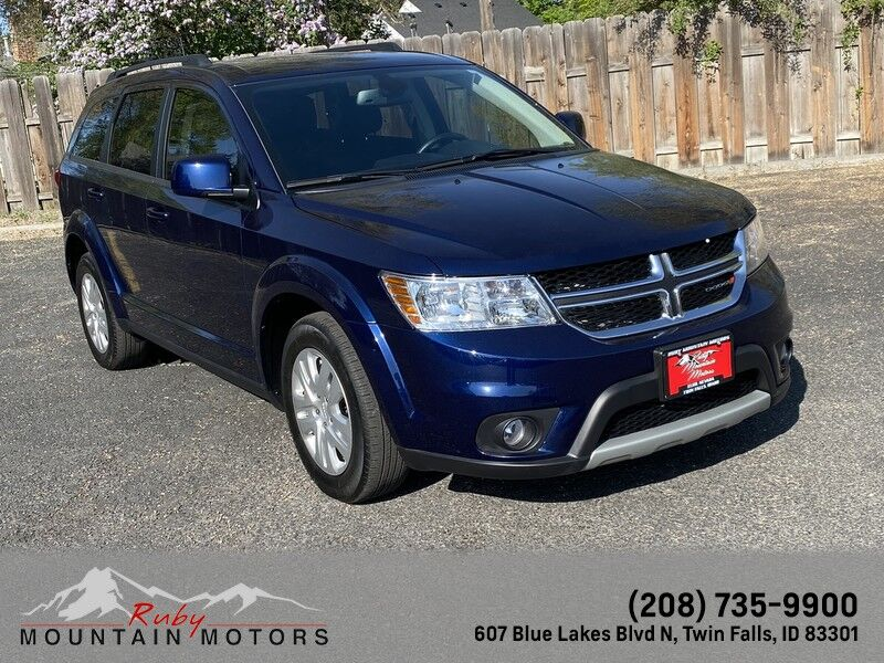 2018 Dodge Journey SXT Twin Falls ID