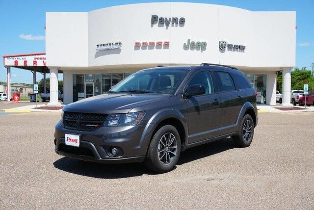 2018 Dodge Journey SXT Weslaco TX