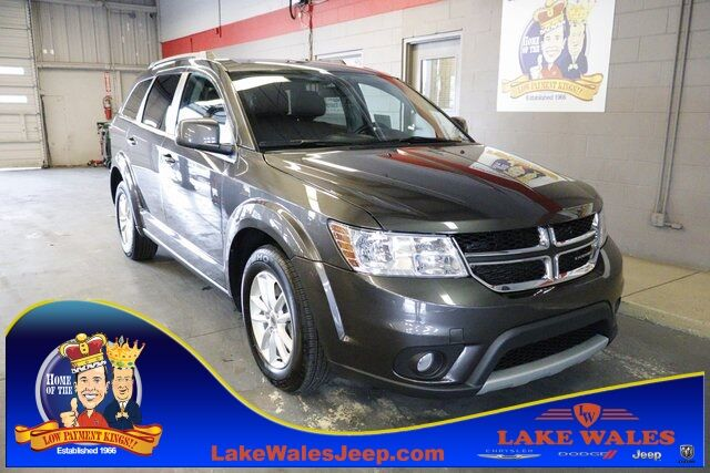 Winter Haven Dodge >> Used 2018 Dodge Journey Winter Haven Fl