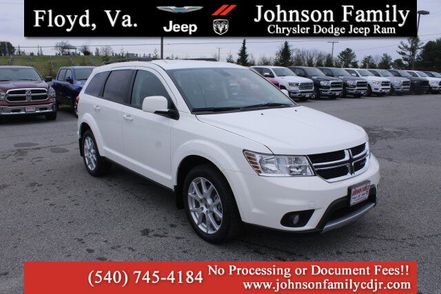 2018 Dodge Journey SXT Woodlawn VA