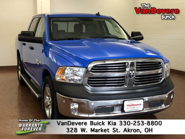 2018 Dodge Ram 1500 Big Horn Akron OH