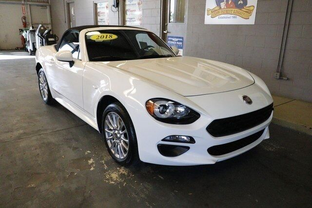 2018 FIAT 124 Spider Classica Winter Haven FL