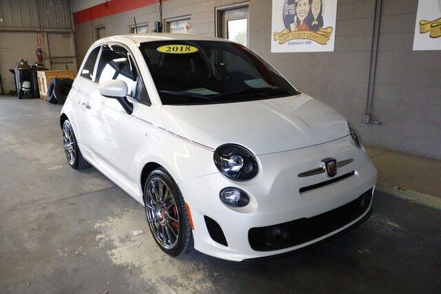 2018 FIAT 500 Abarth Lake Wales FL