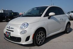 2018_FIAT_500_Pop_ Wichita Falls TX