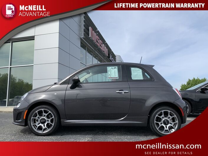 2018 FIAT 500 Pop High Point NC