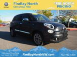 2018 FIAT 500L LOUNGE HATCH
