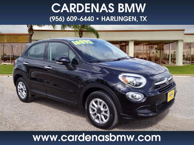 2018 FIAT 500X Pop Harlingen TX