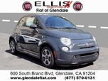 2018 FIAT 500e (Available Only in CA and OR)