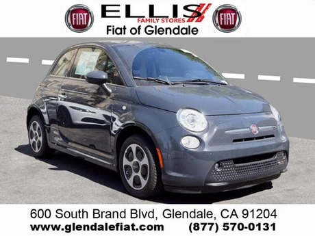 2018 FIAT 500e (Available Only in CA and OR) Glendale CA