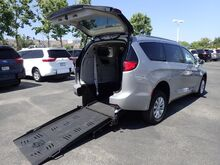2018_FMI Chrysler_Pacifica_Touring-L w/ Manual Bi-Fold Ramp_ Anaheim CA