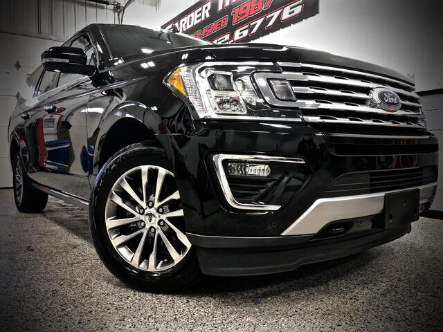 2018_FORD_EXPEDITION MAX_Limited_ Bridgeport WV
