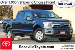 2018_FORD_F-150_4WD_ Roseville CA