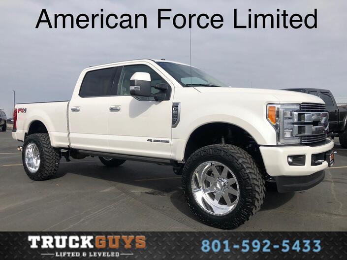2018 FORD F-250 Limited West Valley City UT