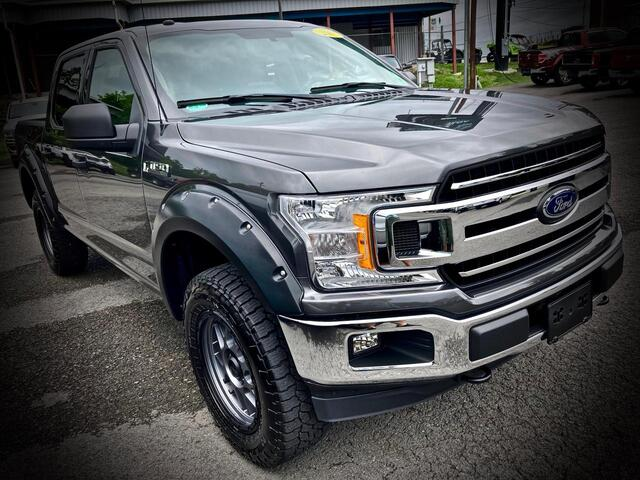 2018_FORD_F150 CREW CAB 4X4_XLT_ Bridgeport WV