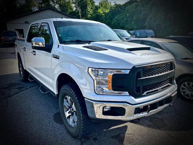 2018_FORD_F150 CREW CAB 4X4_XLT_ Bridgeport WV