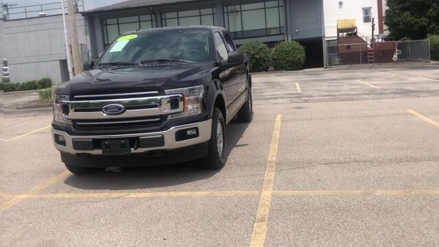 2018 FORD F150 XLT XLT SuperCrew 6.5-ft. Bed 4WD Frankfort KY