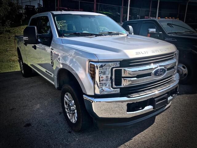 2018_FORD_F250 CREW CAB 4X4_XLT_ Bridgeport WV