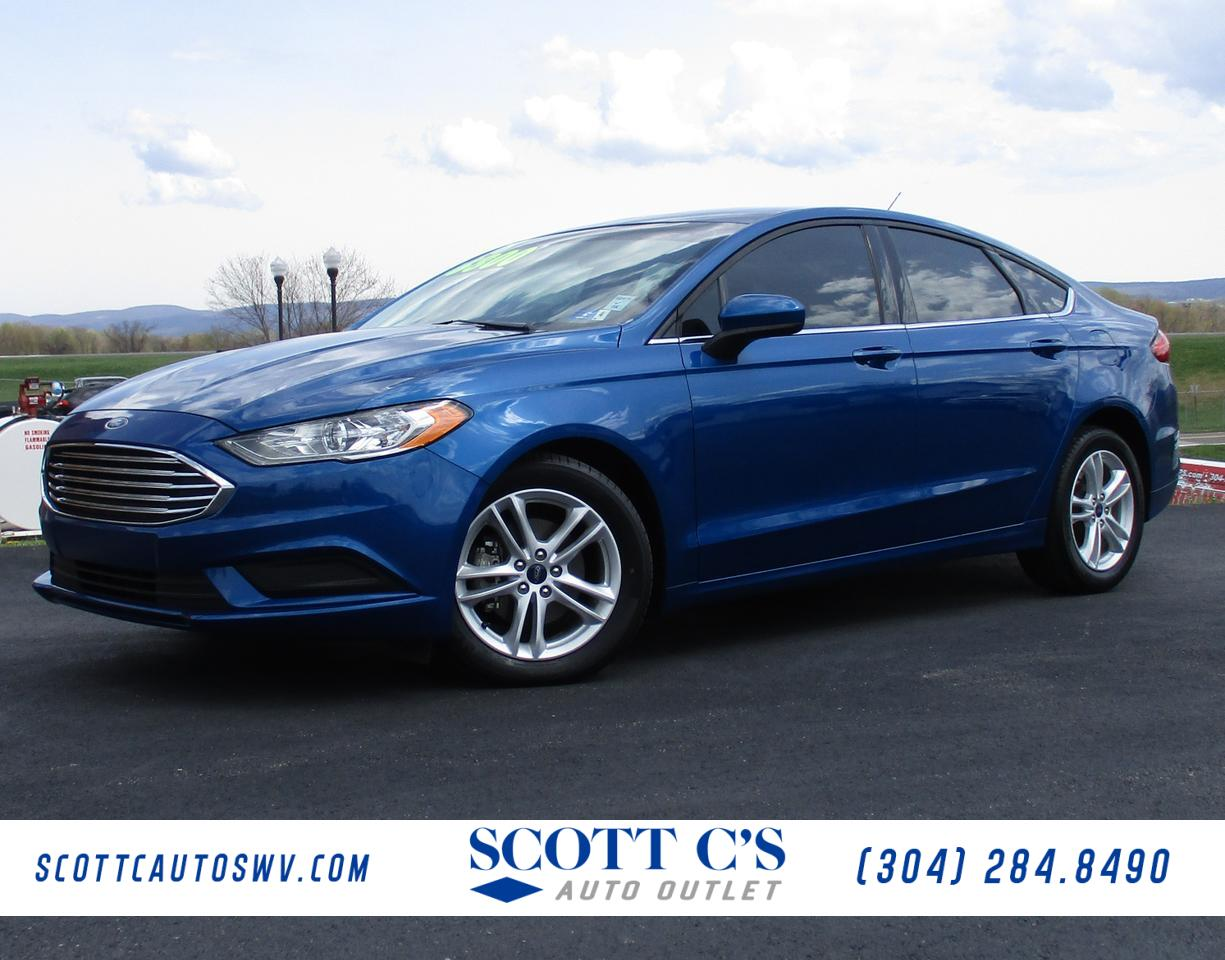 2018 FORD FUSION SE Morgantown WV