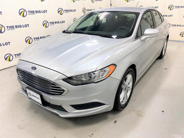 2018 FORD FUSION SE  Kansas City MO