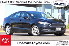 2018_FORD_Fusion_SE FWD_ Roseville CA