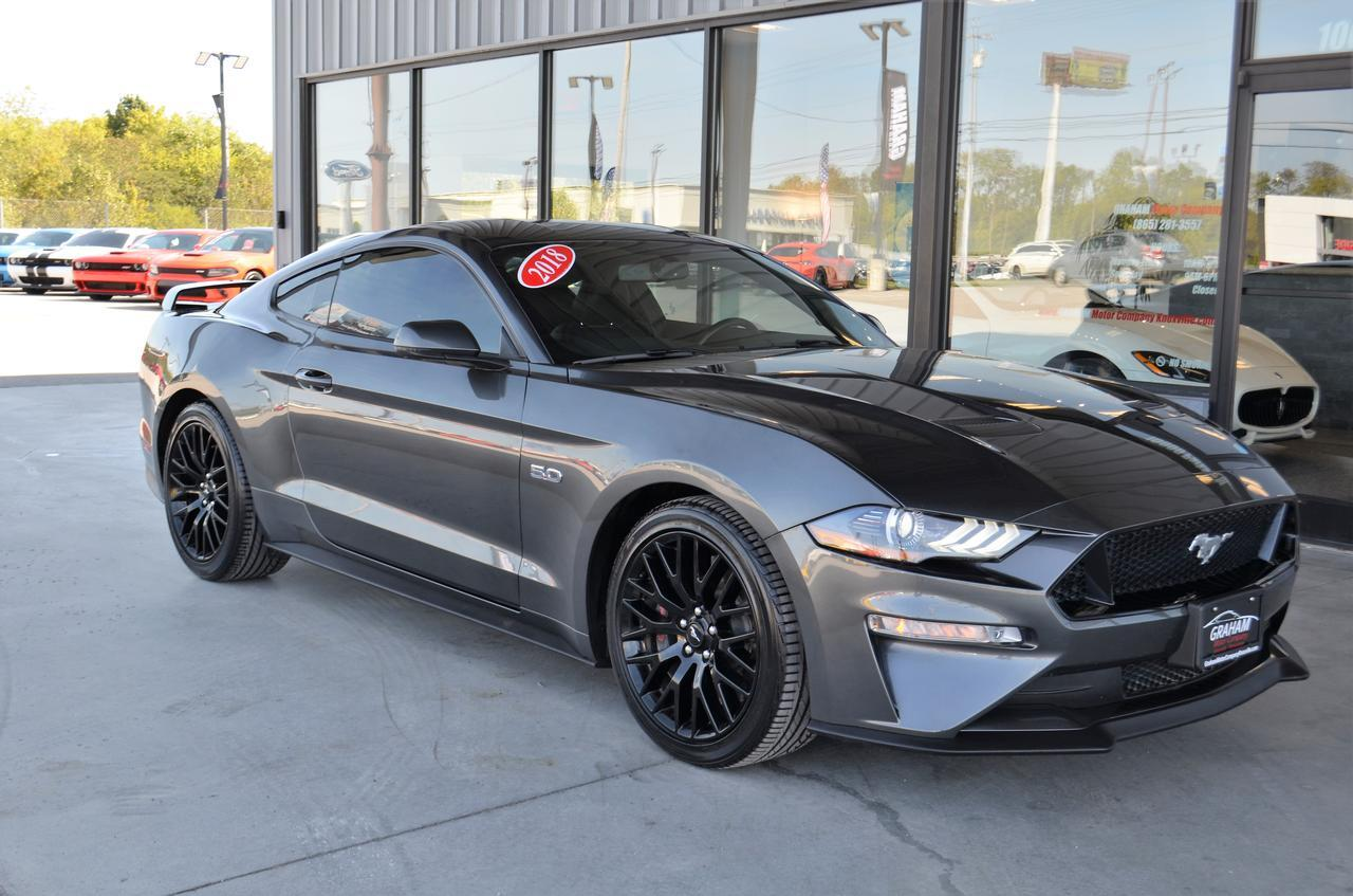 2018 FORD MUSTANG GT Knoxville TN