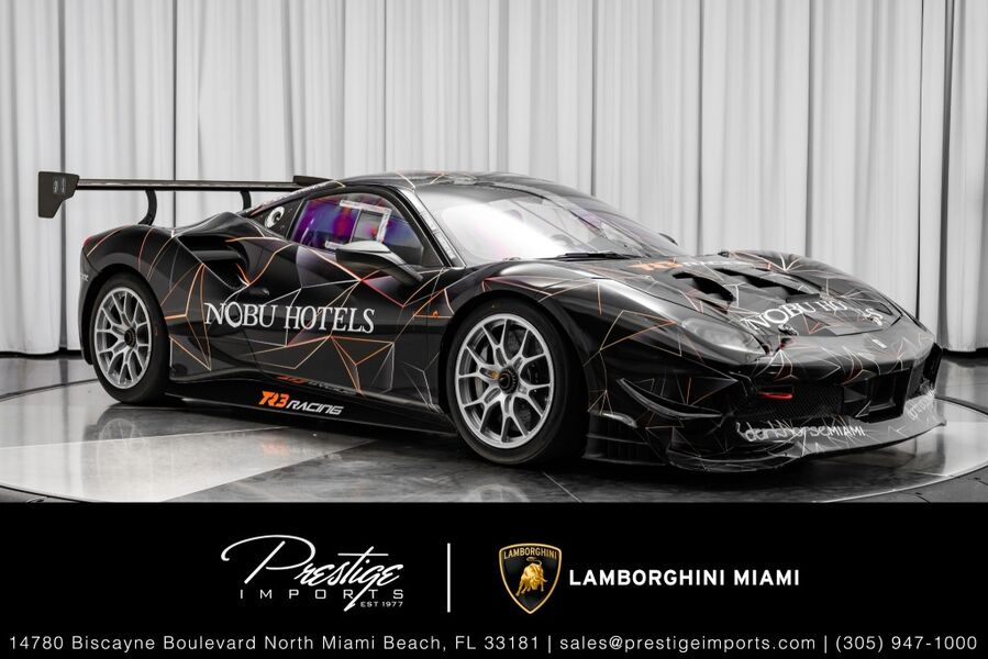 2018_Ferrari_488 CHALLENGE__ North Miami FL