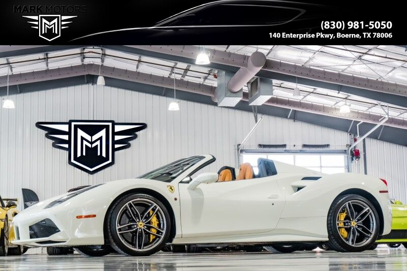 2018_Ferrari_488 Spider__ Boerne TX