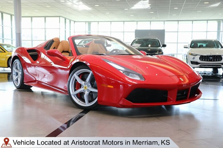 2018 Ferrari 488 Spider  Merriam KS