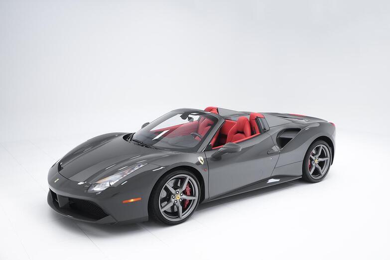 2018 Ferrari 488 Spider  Pompano Beach FL