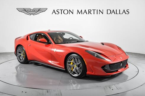 2018_Ferrari_812 Superfast__ Dallas TX