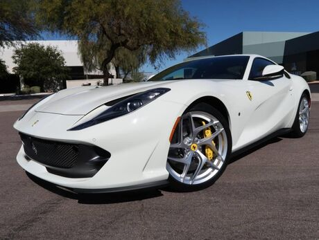 2018 Ferrari 812 Superfast  Scottsdale AZ