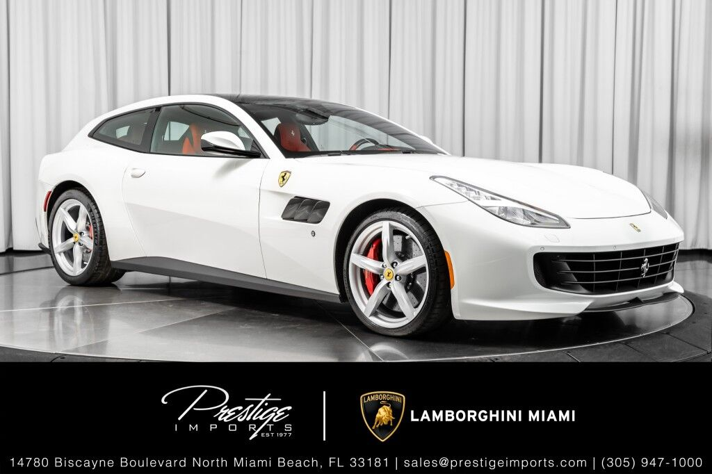 2018 Ferrari GTC4Lusso North Miami Beach FL