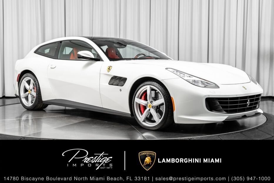 2018_Ferrari_GTC4Lusso__ North Miami Beach FL