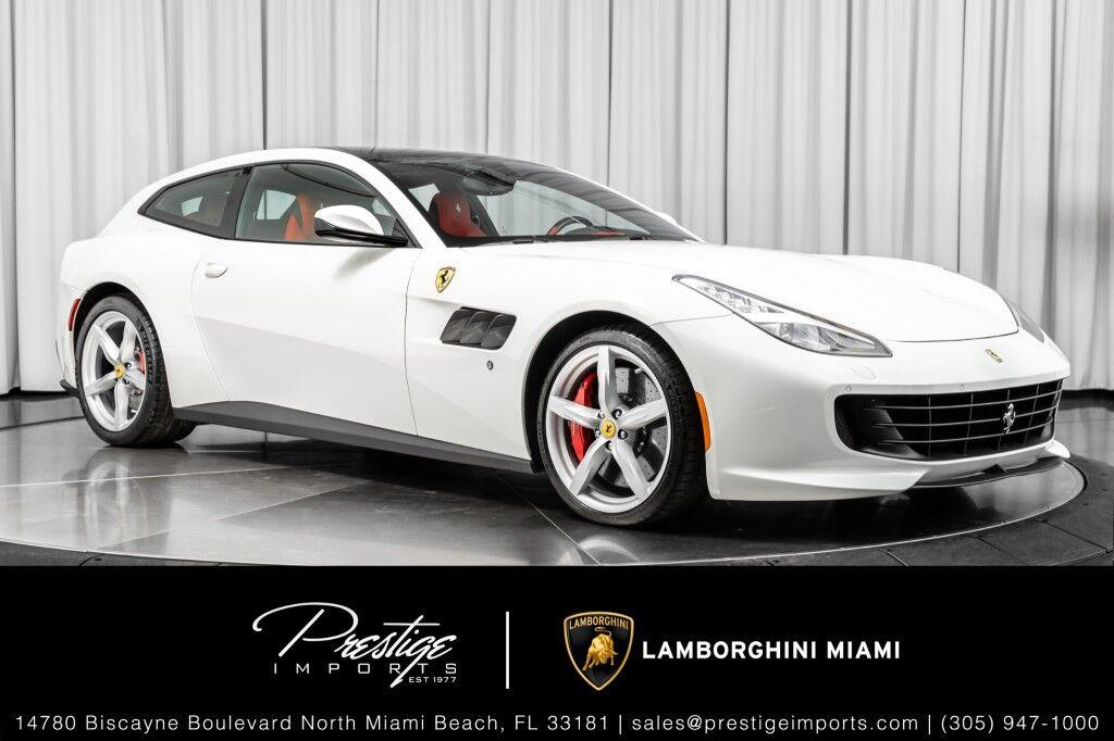 2018 Ferrari GTC4Lusso  North Miami Beach FL
