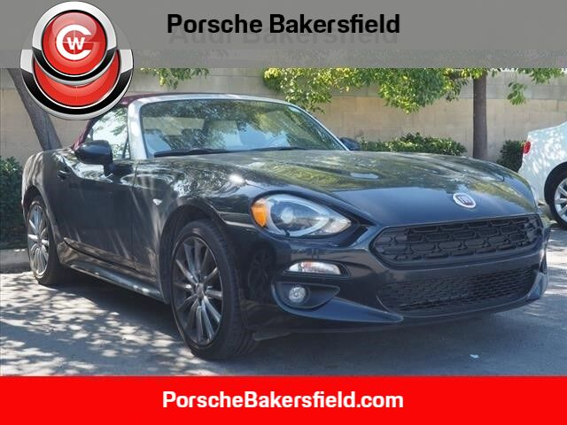 2018 Fiat 124 Spider Lusso Bakersfield CA