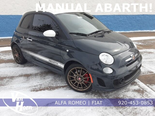 2018 Fiat 500 Abarth Plymouth WI