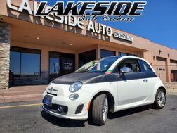2018_Fiat_500_Lounge Hatchback_ Colorado Springs CO