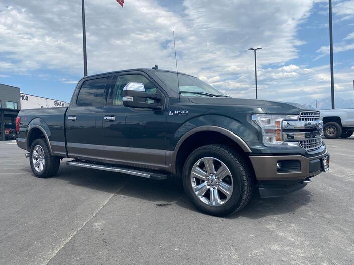 2018 Ford F-150 Lariat West Valley City UT