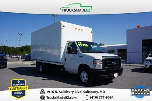 2018_Ford_E-350SD_Base Cutaway_ Salisbury MD
