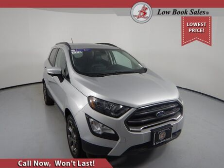 2018_Ford_ECOSPORT_SES_ Salt Lake City UT