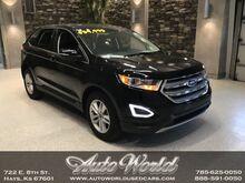 2018_Ford_EDGE SEL AWD__ Hays KS
