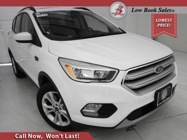 2018 Ford ESCAPE SE Salt Lake City UT
