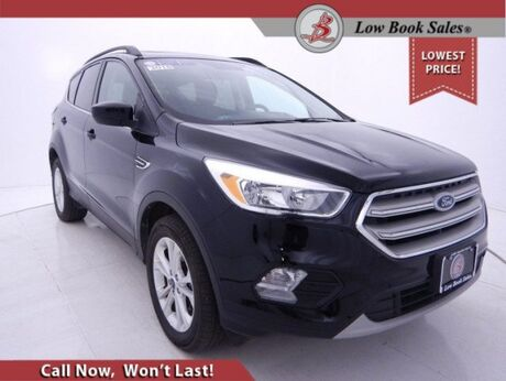 2018_Ford_ESCAPE_SE_ Salt Lake City UT
