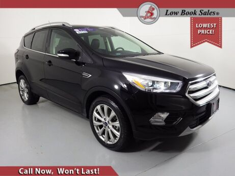 2018_Ford_ESCAPE_Titanium_ Salt Lake City UT