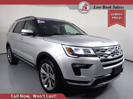 2018 Ford EXPLORER Limited Salt Lake City UT