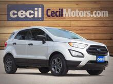 2018_Ford_EcoSport_S_  TX