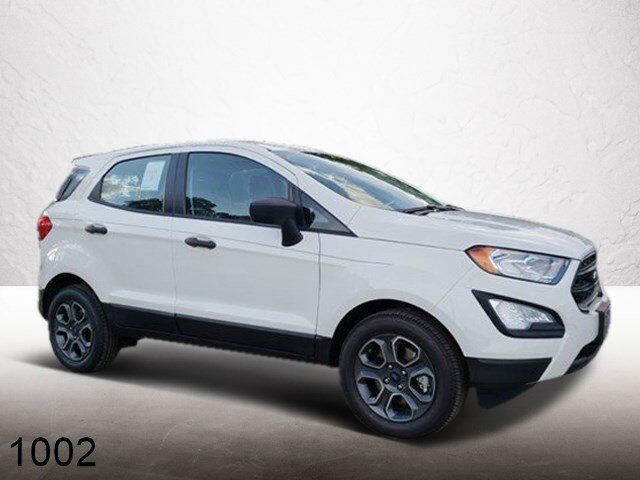 2018 Ford EcoSport S Belleview FL