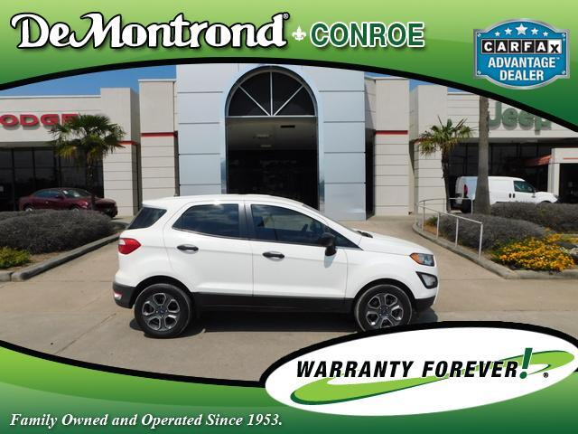 2018 Ford EcoSport S FWD Conroe TX